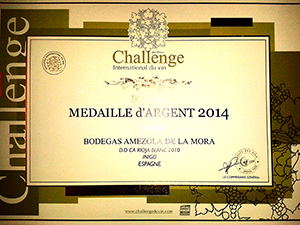 Challenge International du vin 2014